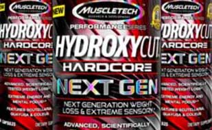 Hydroxycut-Hardcore Next gen