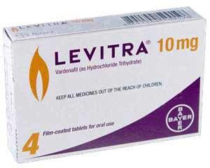 Levitra médicament le plus connu pour le traitement de la dysfonction érectile