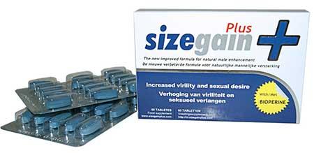 acheter SizeGain Plus