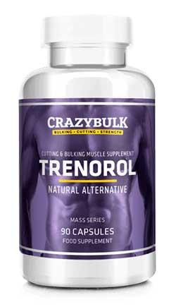 Trenorol Crazybulk