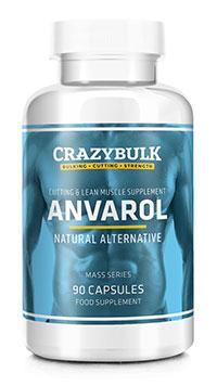 Crazybulk Anvarol