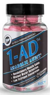 1-AD Hi Tech Pharmaceuticals