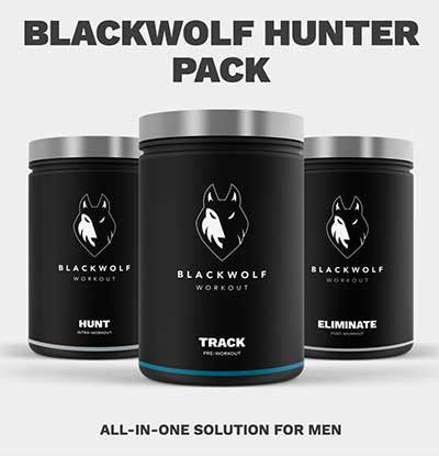 Blackwolf Hunter Stack