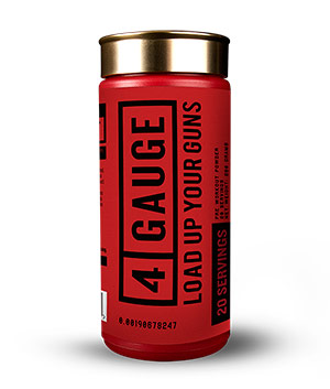 4Gauge Pré-entraînement Supplement