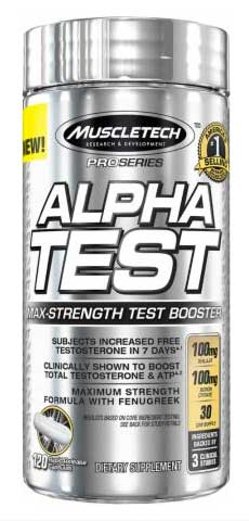 Alpha Test Muscletech France