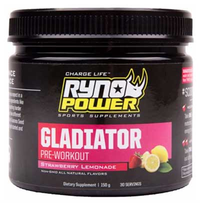 Ryno Power Gladiator Preworkout
