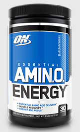 Optimum Nutrition – Essential AMINO ENERGY